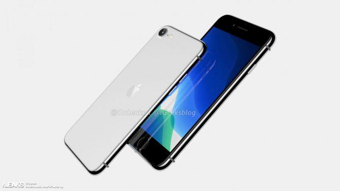 Apple iPhone SE-afløseren i butikkerne den 3. april
