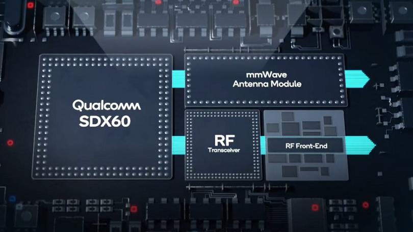 Qualcomms nye 5G-modem er lynhurtigt og strømbesparende
