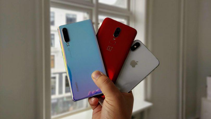 Afstemning: Hvilken producent vil du helst købe ny mobil fra?