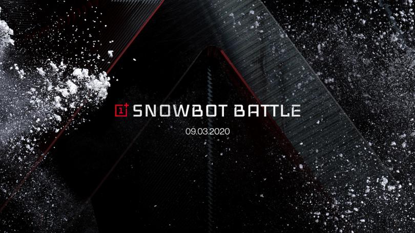 OnePlus inviterer til 5G-sneboldkamp