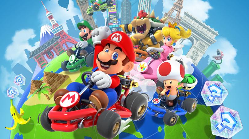 Multiplayer snart klar til Mario Kart Tour