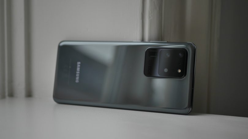 Samsungs mobilsalg sætter kedelig bundrekord