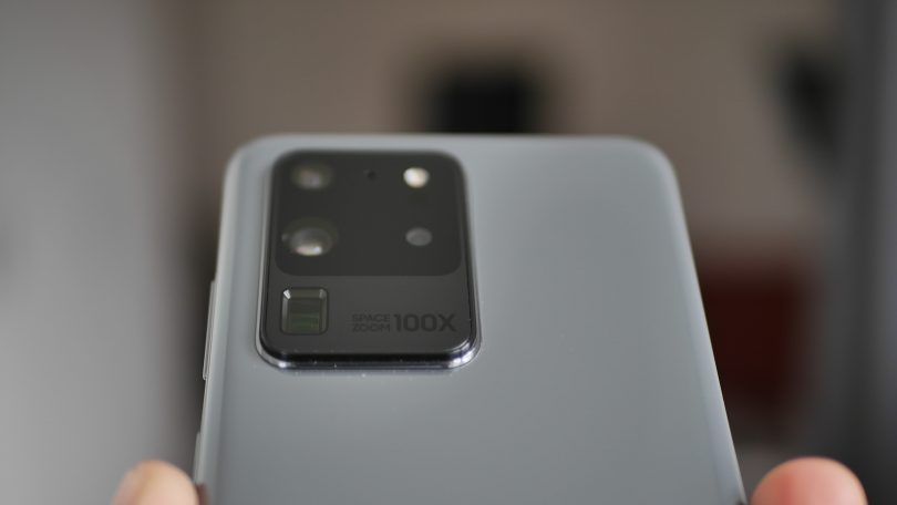 Samsung Galaxy S20 Ultra får skuffende kamera-anmeldelse