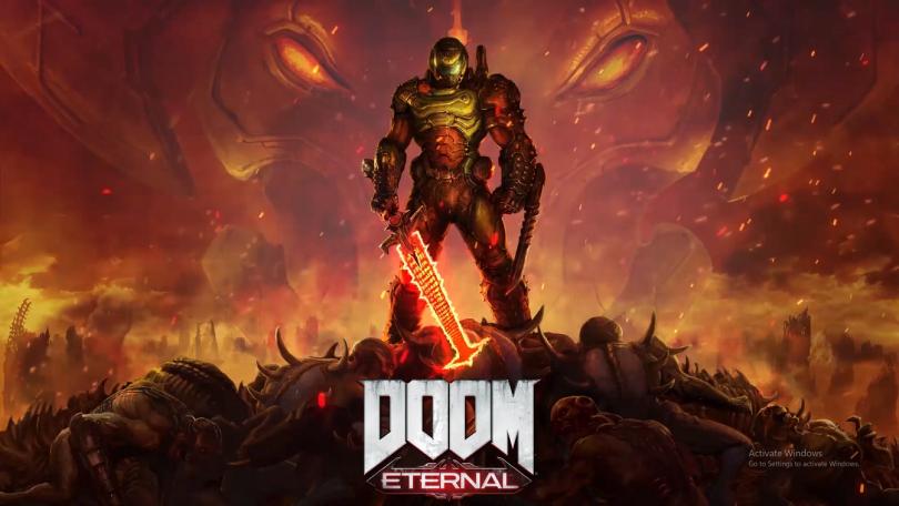 Doom Eternal bliver flottere på Google Stadia end PS4 Pro