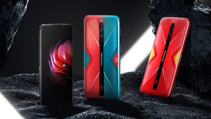 Nubia Red Magic 5G: Vild gamingmobil med 144 Hz skærm og 16 GB RAM