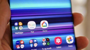 Opdatering til Google Home-appen giver bedre overblik