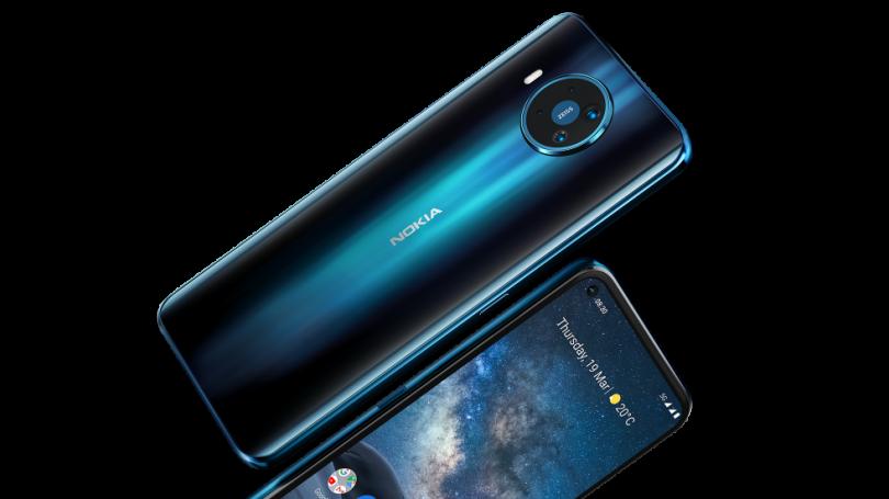 Nokia 8.3 – mellemklasse-mobil med 5G og Zeiss-kamera