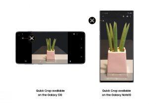 Samsung Galaxy S10 Note10 kamera