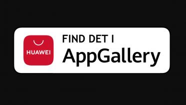 Dankort-appen er landet i Huaweis AppGallery