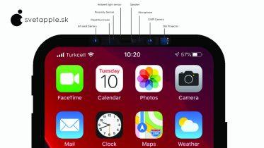 iPhone 12 Pro slipper måske for en skærmnotch
