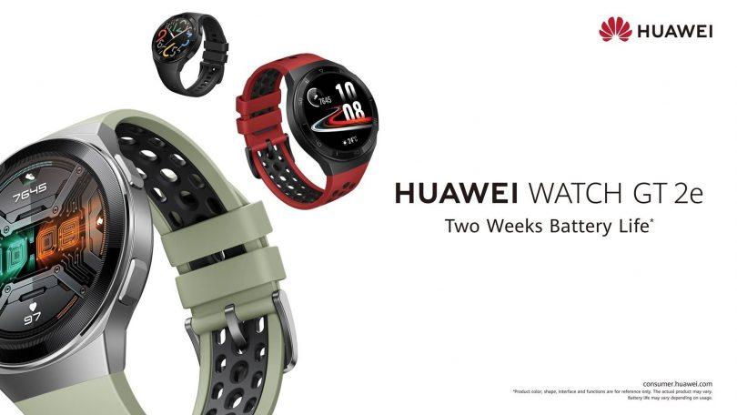 Huawei lancerer billigere smartwatch: Watch GT2e