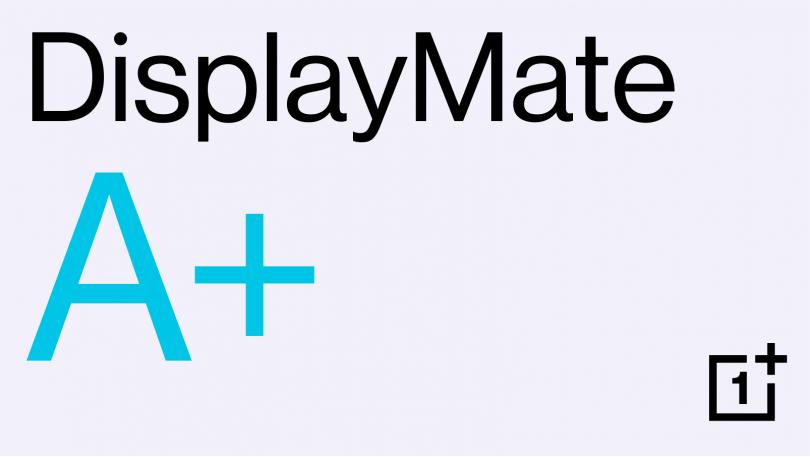 OnePlus 8 displaymate