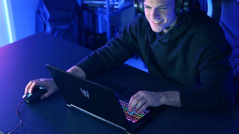 Acer annoncerer nye gamingbærbare – Predator Triton 500 og Nitro 5