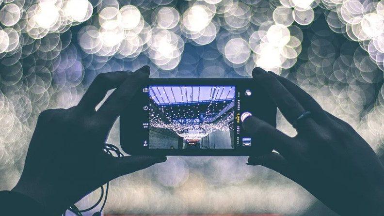 Mobil med kamera på 192 megapixel på vej