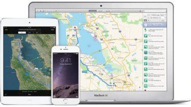 Apple Maps prioriterer nu mad og medicinske tjenester