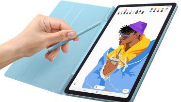 Galaxy Tab S6 Lite – en billigere Samsung-tablet med S-Pen stylus