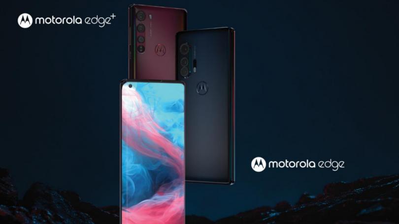 Motorola lancerer Edge og Edge+: Endelig en fuldvoksen topmodel