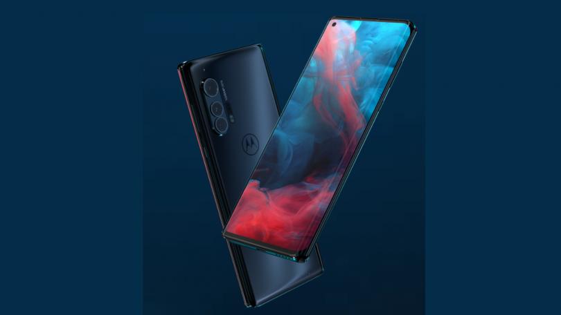 Motorola Edge+: Sammenligning med OnePlus 8 Pro og Galaxy S20+