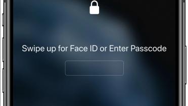 iOS 13.5 gør det let at låse telefonen op med maske på