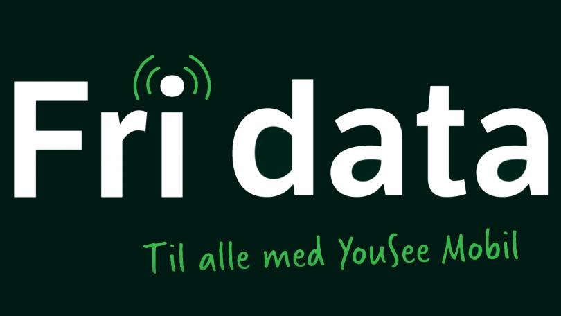 Yousee giver fri data til alle mobilkunder frem til 30. september
