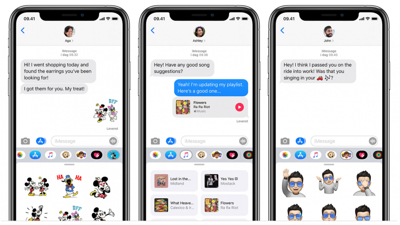 Beskeder i Apples iMessage kan måske snart redigeres