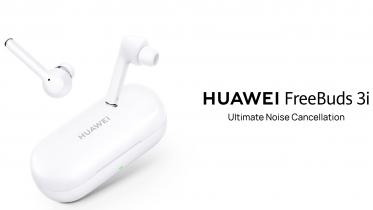 Huawei Freebuds 3i – in-ear hovedtelefoner med aktiv støjreduktion