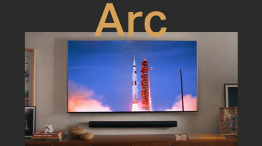 Sonos Arc soundbar har Dolby Atmos og Google Assistent