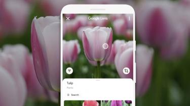 Google Lens konverterer håndskrevet tekst til digital tekst