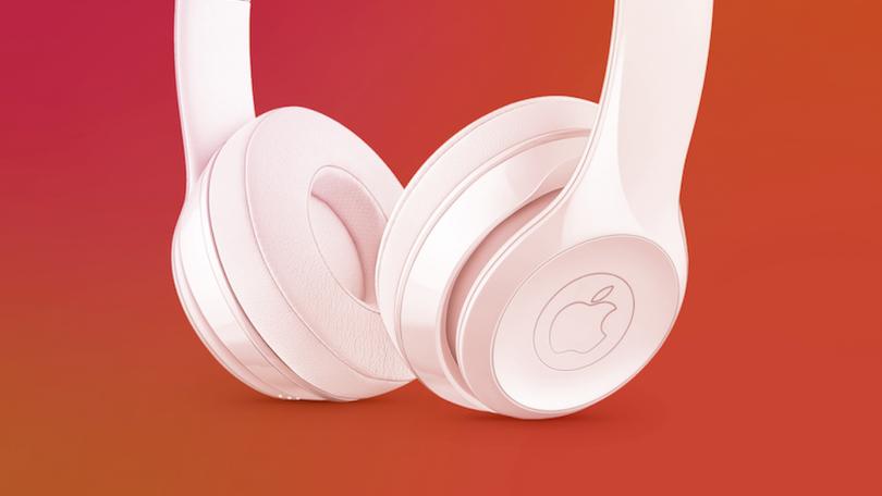 AirPods Studio kan være Apples omtalte over-ear hovedtelefoner