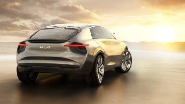 Kia CV Imagine
