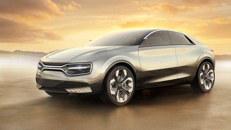 Kia elbil med superbils-præstationer og 800-volt opladning