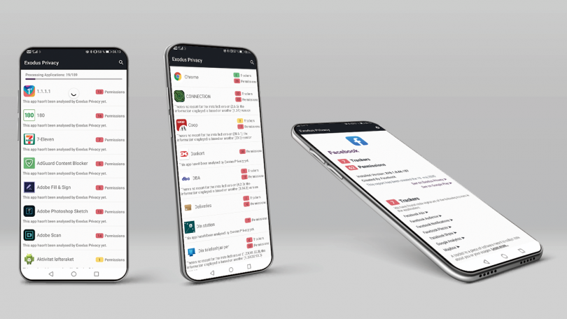 Se hvilke apps der indsamler data om dig