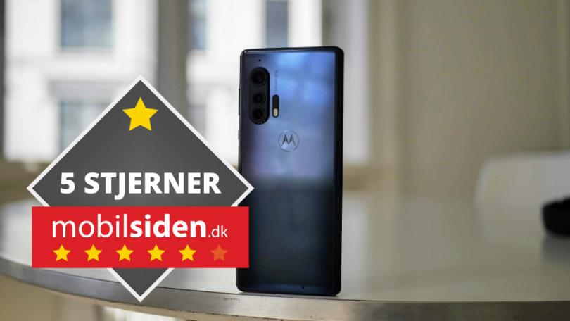 Konkurrence: Vind topmodellen Motorola Edge+