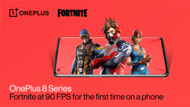 OnePlus 8 og 8 Pro kan nu køre Fortnite i 90 fps