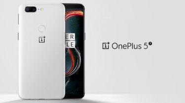 Android 10 er nu klar til OnePlus 5 og 5T