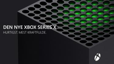 Microsoft gør klar til at sælge Xbox Series X