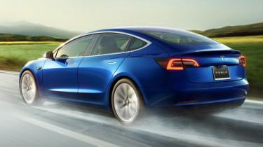 Batteri i Tesla Model 3 taber 7% kapacitet efter 45.000 km