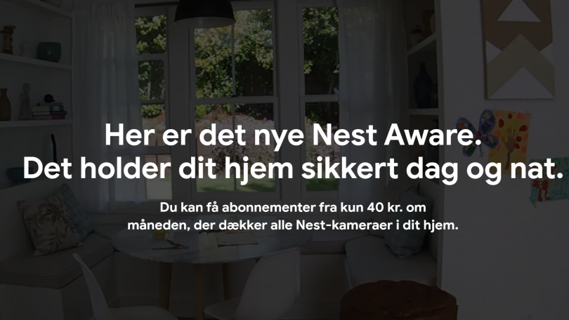 Google lancerer Nest Aware-abonnementer – gratis Nest Mini