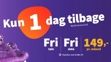 Teleselskaber: Sidste chance for billig fri data