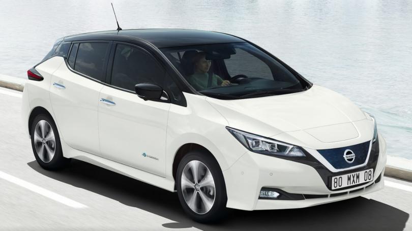 Den rene elbil bliver mere populær i Danmark