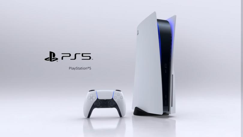 Her er PlayStation 5 – de første billeder af konsollen