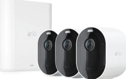 arlo pro 3 bedste overvågningskamera sikkerhedskameraer