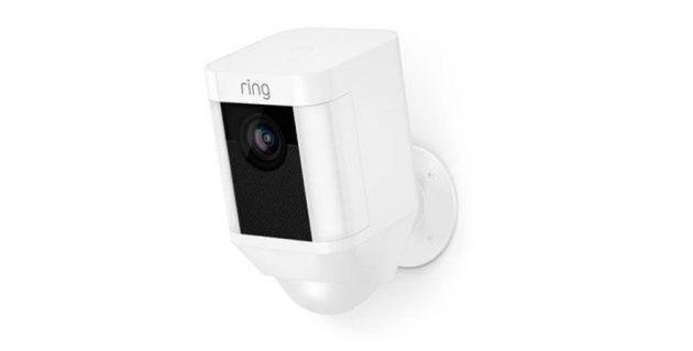 ring spotlight cam bedste overvågningskamera