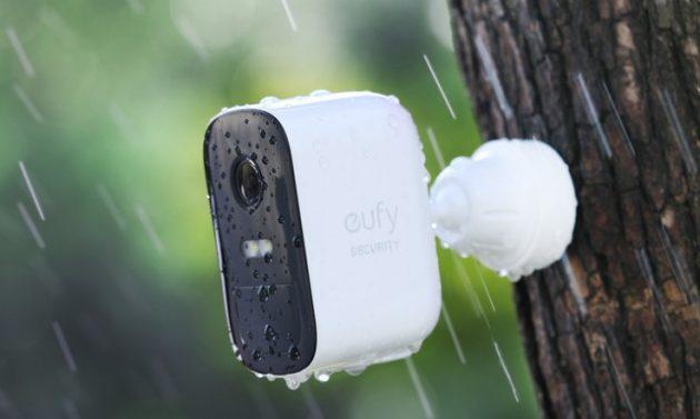 eufy cam overvågningskamera sikkerhedskameraer