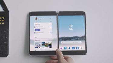 Microsofts Surface Duo kommer allerede til juni