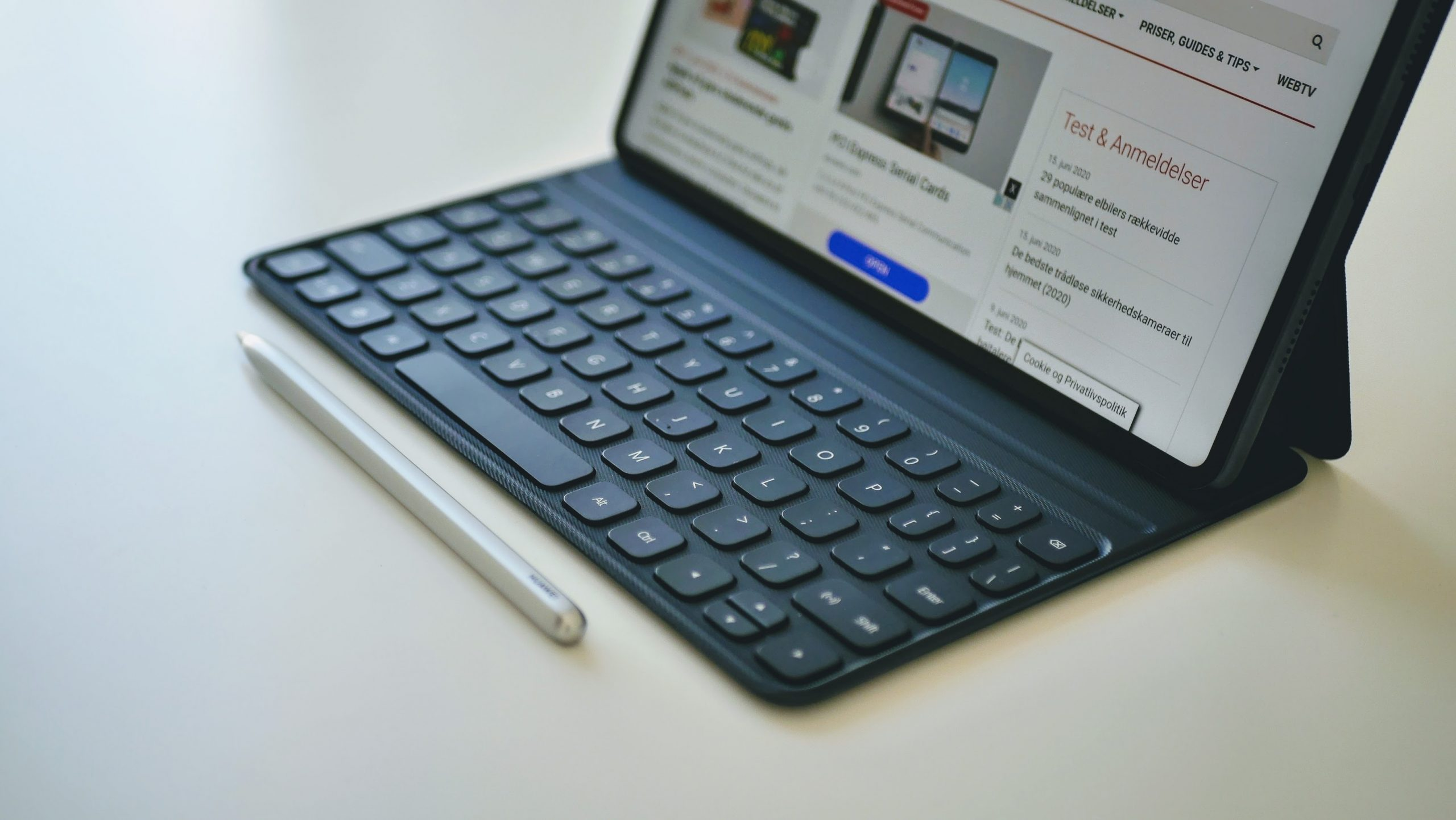 Huawei MatePad Pro test