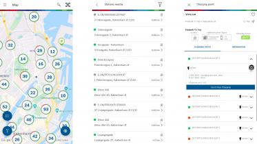 Find 150.000 ladestationer til elbilen med ny app fra Bosch