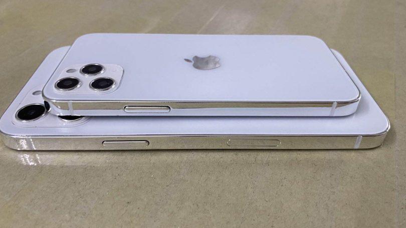 Læk: Her er det nye design og størrelse på iPhone 12