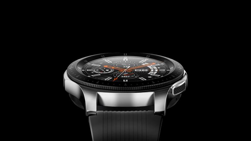 Nye, lækkede billeder af Samsung Galaxy Watch 3