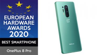 """OnePlus 8 Pro vinder """"Bedste smartphone i 2020"""""""